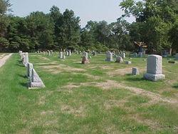 Hug Cemetery