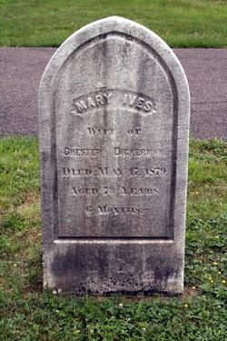 Mary <i>Ives</i> Dickerman