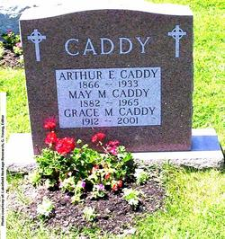 May Matilda <i>Denmark</i> Caddy