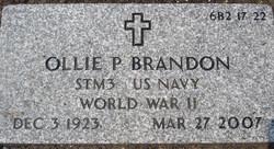 Ollie P Uncle Pemp Brandon