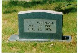 Horace N Lauderdale