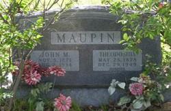 John Milton Maupin