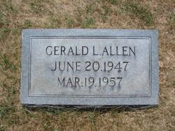 Gerald Lawrence Allen