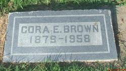 Cora E <i>Bragg</i> Brown