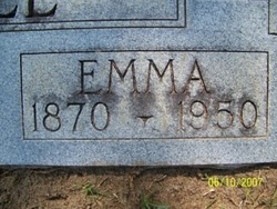 Emma Rebecca <i>Carroll</i> Pringle
