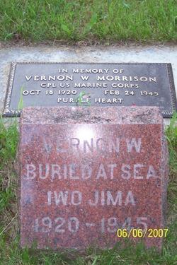 Vernon W Morrison
