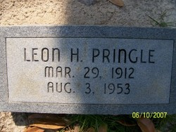 Leon Hipes Pringle
