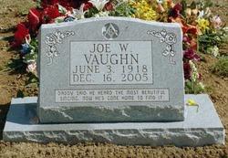 Joe W. Vaughn