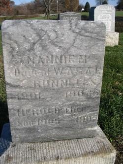 Nannie M. Runnells