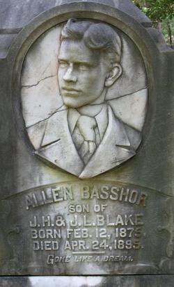 Allen Basshor Blake