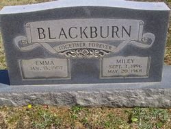 Emma Mae <i>Purser</i> Blackburn