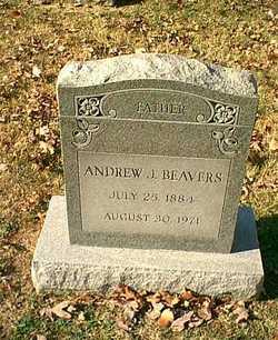 Andrew Jackson Beavers