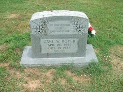 Carl Wilburn Royer