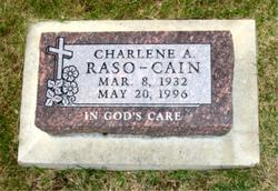 Charlene A. <i>Raso</i> Cain