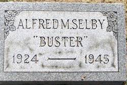 Alfred M Buster Selby