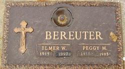 Marguerite Malissa Peggy <i>Kelly</i> Bereuter