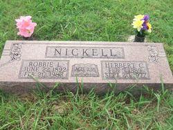 Robbie L. Nickell