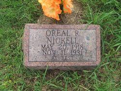 Oreal R. Nickell