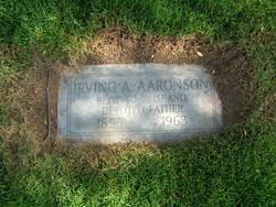 Irving Aaronson