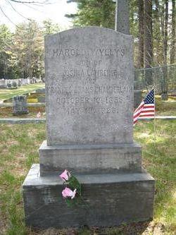 Harold Wyllys Chamberlain