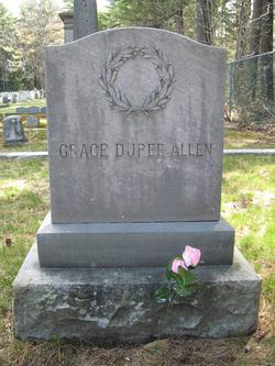 Grace Dupee <i>Chamberlain</i> Allen