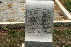 Josephine Davenport Traynham