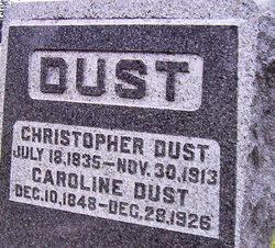 Christopher C. Dust