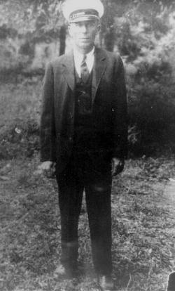 Bertrand Bert Adaway