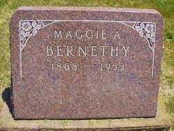 Maggie A <i>Hendee</i> Bernethy