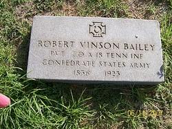 Robt Vinson Bailey