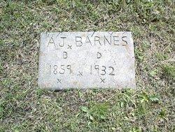 A. J. Barnes