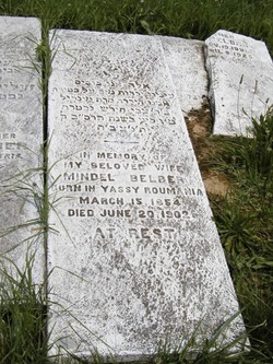 Mindel L <i>Hirsch</i> Belber
