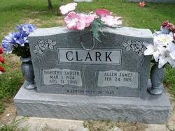 Dorothy <i>Sadler</i> Clark