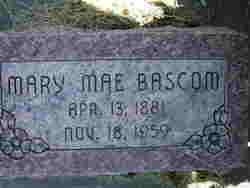 Mary Mae Bascom