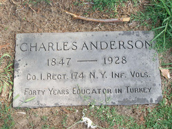 Pvt Charles Anderson