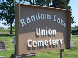 Random Lake Union Cemetery