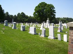 Sanderson Corners Cemetery