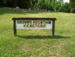 Browns Mountain Cemetery