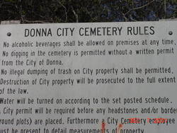 Donna City Cemetery