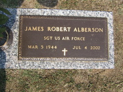 James Robert Alberson