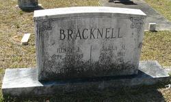 Sarah M <i>Deason</i> Bracknell