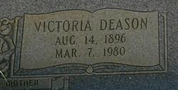 Pearly Victoria <i>Deason</i> Bracknell