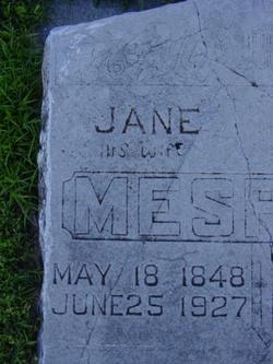Jane Katherine <i>Swindell</i> Mesplay