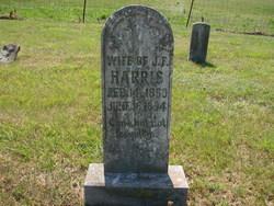 Amanda Jane <i>Owens</i> Harris