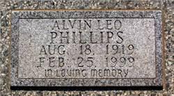 Alvin Leo Phillips