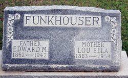 Lou Ella <i>McCleary</i> Funkhouser
