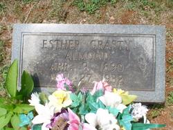 Esther <i>Grasty</i> Almond