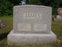 Mary Francis <i>Kelley</i> James