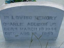 Charlie Addison, Jr
