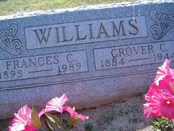 Grover Cleveland Cleve Williams